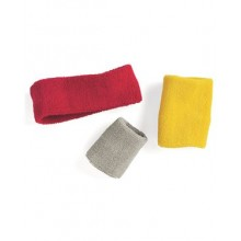 Terry Cloth Wristbands (Pair)
