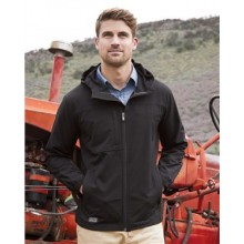 Apex Soft Shell Hooded Jacket