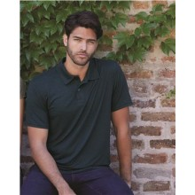CoolLast™ Heathered Lux Sport Shirt