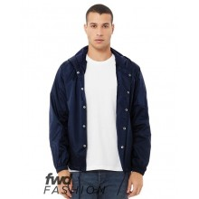 FWD Fashion Hooded Coach's Jacket